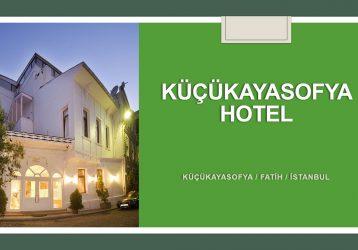 SATILIK HOTEL, 27 Odalı, Küçükayasofya, Fatih