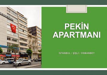 SATILIK KOMPLE BİNA, 2.145m2, İstanbul, Şişli, Osmanbey