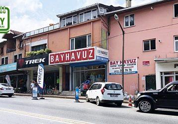 Sarıyer SATILIK DÜKKAN Bahçeköy Ana Caddede 105m2 Giriş Dükkan