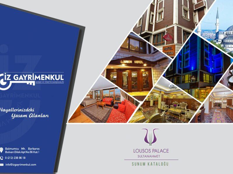 Sultanahmet SATILIK HOTEL 35 Odalı Butik Hotel