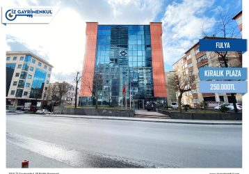 Şişli KİRALIK İŞ MERKEZİ Fulya 8.890m2