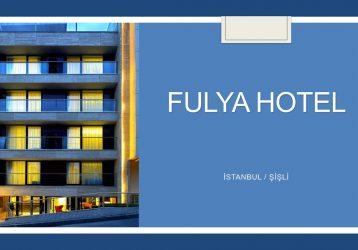 SATILIK OTEL, Şişli, Fulya'da, 20 Odalı, Butik Hotel