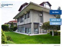 SATILIK VİLLA Alsit Villaları 700m2 Villa Arsası 1.638m2