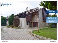 Zekeriyaköy SATILIK VİLLA Beş Evler Villaları 750m2