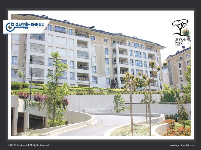 İstinye Park Residence KİRALIK DAİRE 194M2 3+1
