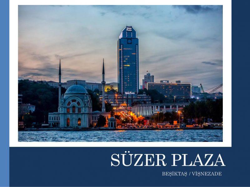Süzer Plaza SATILIK OFİS 228m2 4+1