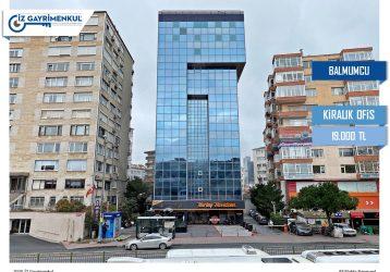 Beşiktaş KİRALIK OFİS KATI 398 m2