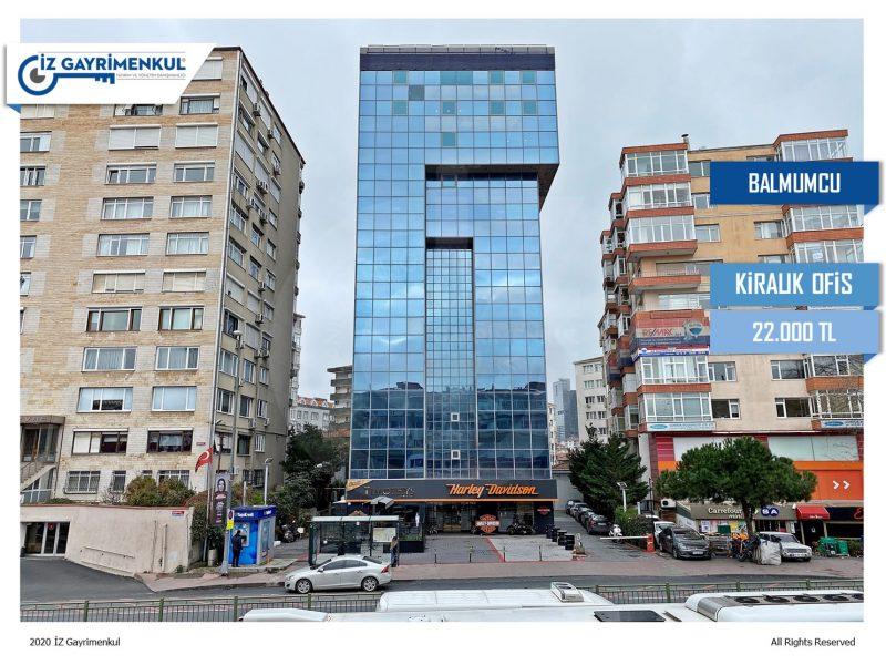 Beşiktaş KİRALIK OFİS KATI 419 m2