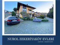 Zekeriyaköy SATILIK VİLLA Nurol Zekeriyaköy Evleri 6+2 550m2