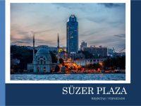 Süzer Plaza SATILIK DAİRE 113m2 1+1