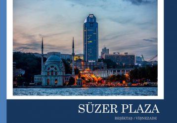 Süzer Plaza KİRALIK OFİS KATI 3.340M2