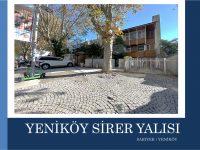 Yeniköy SATILIK DENİZ YALISI Boğaz Manzaralı 720m2